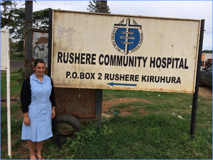 Rushere Community Hospital, Uganda