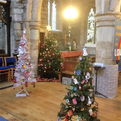 2015 Christmas Tree Competition