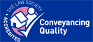 The Law Society's Conveyancing Quality Scheme logo